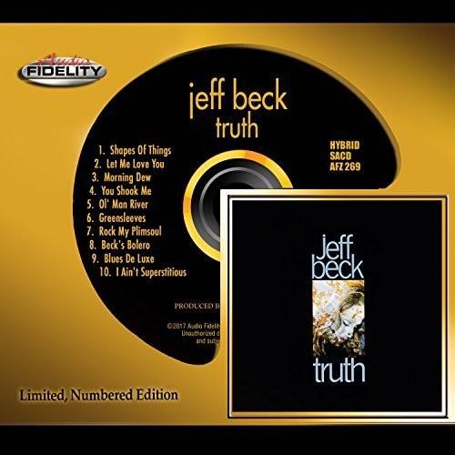 Jeff Beck / Truth (輸入盤CD)(2017/10/27発売)(...
