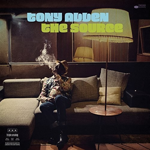 Tony Allen / Source (輸入盤CD)(2017/9/8発売)