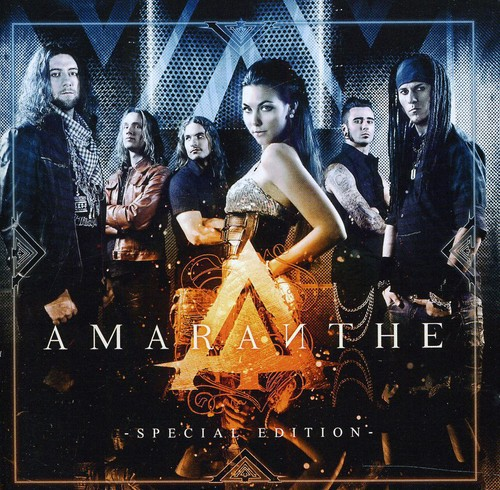 Amaranthe / Amaranthe (Bonus DVD) (Bonus Track...