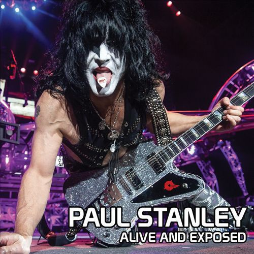 Paul Stanley / Alive & Exposed (輸入盤CD)(ポー...