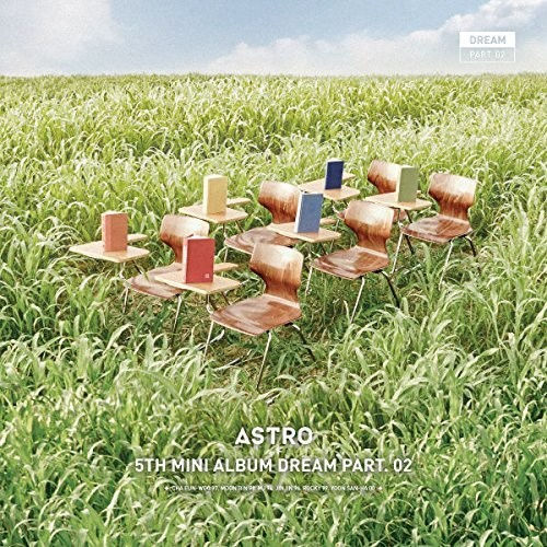 Astro / Dream Part.02 (Wind Version) (輸入盤CD...