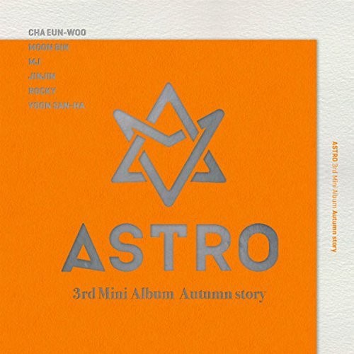 Astro / Autumn Story: B Version Orange (輸入盤...