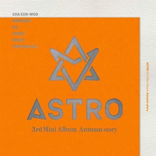Astro / Autumn Story: B Version Orange (輸入盤...