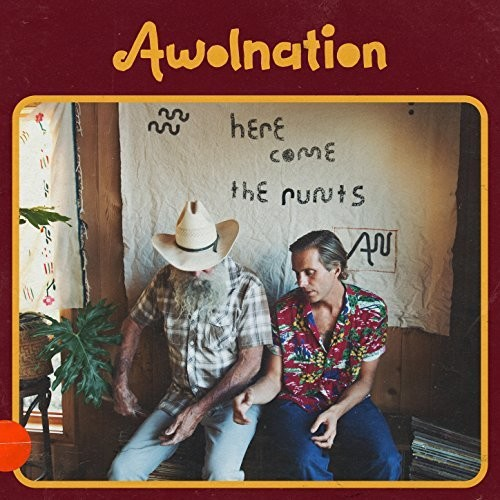 Awolnation / Here Come The Runts (輸入盤CD)(20...