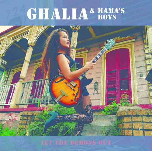 Ghalia & Mama's Boys / Let The Demons Out (輸...
