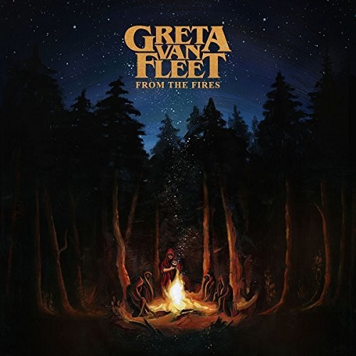 Greta Van Fleet / From The Fires (輸入盤CD)(20...