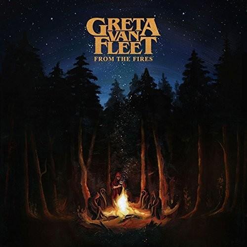 Greta Van Fleet / From The Fires (輸入盤CD)(20...