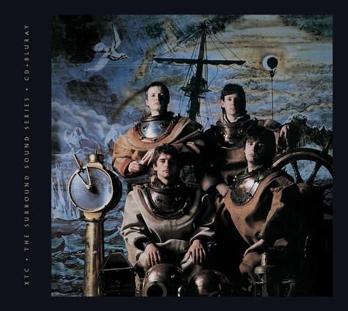 XTC / Black Sea: Definitive Edition (w/Blu-ray...