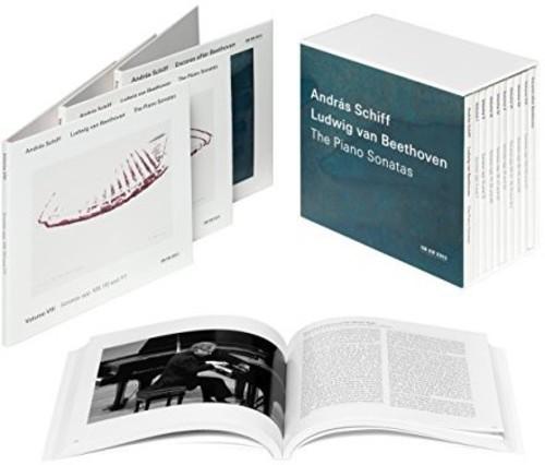 Beethoven/Schiff / 32 Sonatas (Box) (輸入盤CD)...