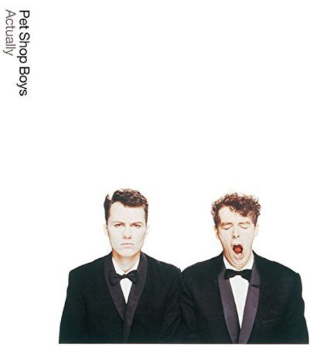 Pet Shop Boys / Actually: Further Listening 19...