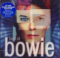 David Bowie / Best Of Bowie (輸入盤CD)(デヴィ...
