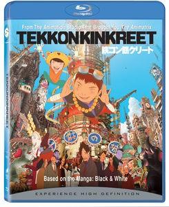 TEKKONKINKREET(アニメ輸入盤ブルーレイ)(鉄コ...