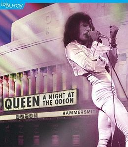 Queen / Night At The Odeon(輸入盤ブルーレイ)...
