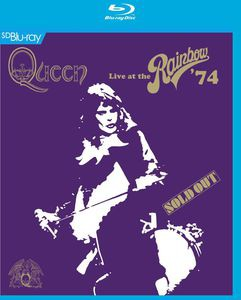 Queen / Live At The Rainbow 74(輸入盤ブルー...