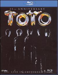 Toto / 25th Anniversary - Live in Amsterdam【2...
