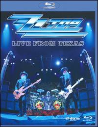 ZZ Top / Live from Texas【2008/6/24】(輸入盤フ...