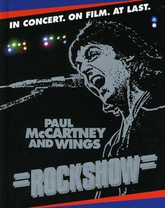 Paul Mccartney & Wings / Rockshow(輸入盤ブル...