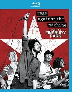 Rage Against The Machine / Live At Finsbury Pa...