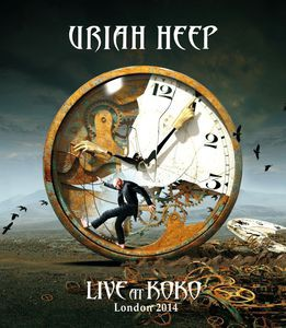 Uriah Heep / Live At Koko(輸入盤ブルーレイ)(...