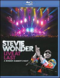 Stevie Wonder / Live at Last【2009/3/10】(輸入...