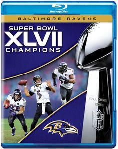 Super Bowl XLVII Champions(輸入盤ブルーレイ)...