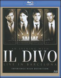 Il Divo / An Evening With Il Divo: Live In Bar...