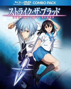 STRIKE THE BLOOD DVD/BD TV SERIES COLLECTION (...