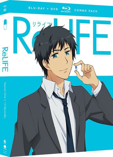RELIFE: SEASON ONE (4PC) (W/DVD) (アニメ輸入盤...
