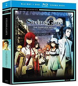 STEINSGATE: COMPLETE SERIES (2枚組) (W/DVD)(ア...