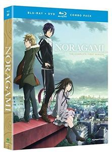 NORAGAMI: THE COMPLETE FIRST SEASON (4枚組) (W...