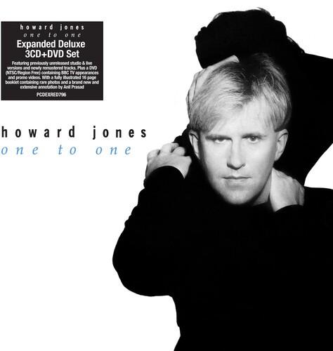 Howard Jones / One To One (Deluxe Edition) (Ex...