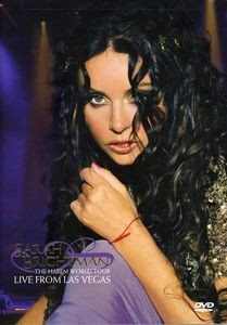 【0】SARAH BRIGHTMAN / LIVE FROM LAS VEGAS (輸...