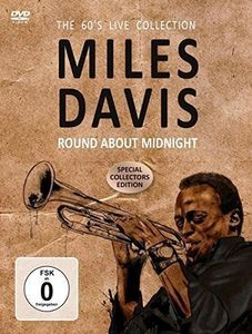 MILES DAVIS / ROUND ABOUT MIDNIGHT (輸入盤DVD)...
