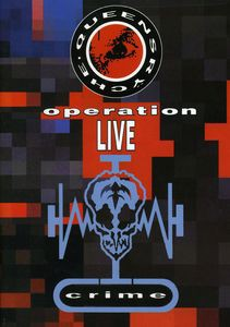 【1】QUEENSRYCHE / OPERATION: LIVE CRIME (輸入...