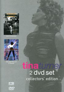 TINA TURNER / ONE LAST TIME (SPECIAL EDITION) ...