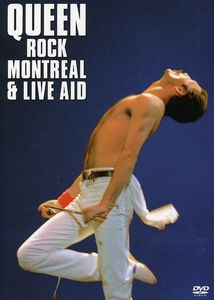 QUEEN / QUEEN ROCK MONTREAL & LIVE AID (輸入盤...