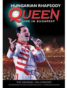 【1】QUEEN / HUNGARIAN RHAPSODY: QUEEN LIVE IN...