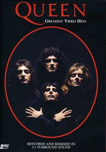 【1】QUEEN / GREATEST VIDEO HITS (輸入盤DVD) (...