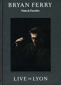【1】BRYAN FERRY / LIVE IN LYON (W/CD) (輸入盤...