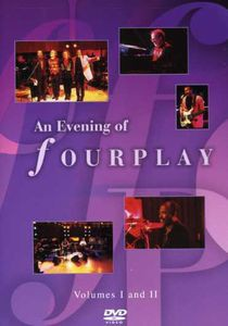 FOURPLAY / EVENING OF FOURPLAY 1 & 2 (輸入盤DV...