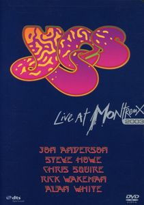 【1】YES / LIVE AT MONTREUX 2003 (輸入盤DVD) (...