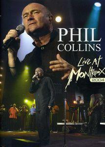 【1】PHIL COLLINS / LIVE AT MONTREUX 2004 (輸...