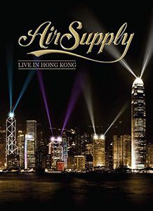 AIR SUPPLY / LIVE IN HONG KONG (輸入盤DVD) (エ...