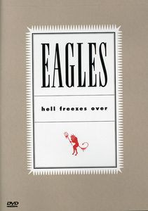 【0】EAGLES / HELL FREEZES OVER (輸入盤DVD) (...