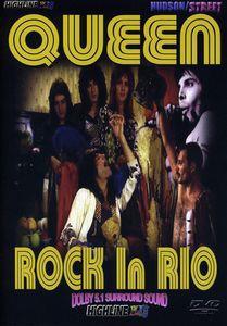 【0】QUEEN / ROCK IN RIO (輸入盤DVD) (クイーン...