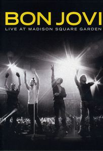 【0】BON JOVI / LIVE AT MADISON SQUARE GARDEN ...