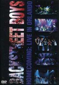 【1】BACKSTREET BOYS / HOMECOMING: LIVE IN ORL...