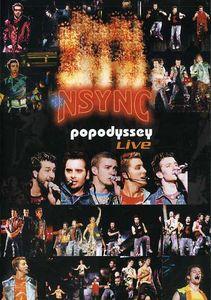 【1】N-SYNC / POPODYSSEY LIVE (輸入盤DVD) (イ...
