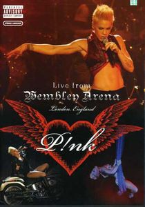PINK / LIVE FROM WEMBLEY ARENA LONDON ENGLAND ...