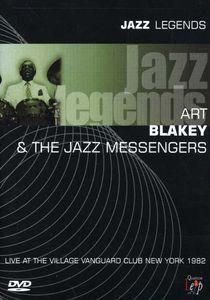 【0】ART BLAKEY & JAZZ MESSENGERS / LIVE AT VI...
